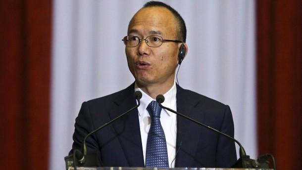 Verschwundener chinesischer Milliardär gibt Lebenszeichen