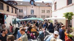 """Zwangspause für den """"Markt im Hof"""""""