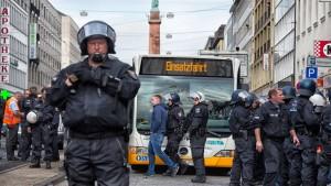 Darmstadts Bürgermeister in der Kritik