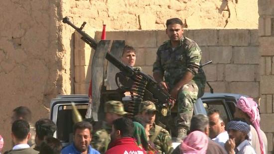 Kurden rufen Assads Soldaten zur Hilfe