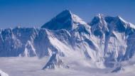 Der Gipfel aller Gipfel am Tiefpunkt