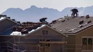 Deutlich teurer: neue Häuser in Las Vegas