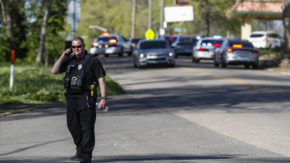Tödliche Schüsse in Knoxville