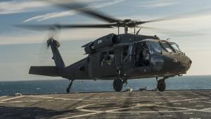 Amerikaner retten saudische Piloten