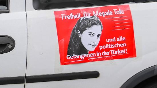 Deutsche Journalistin Tolu bleibt in türkischer Haft