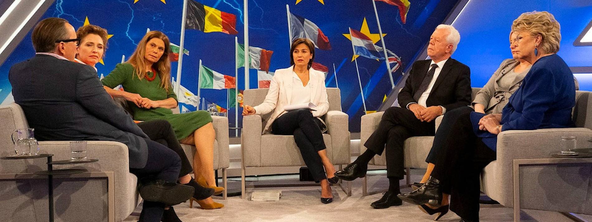 Von Rückschritten und Gerüchten um Merkels Rolle in der EU