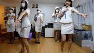 Nordkorea-Fanclub dreht in Japan auf