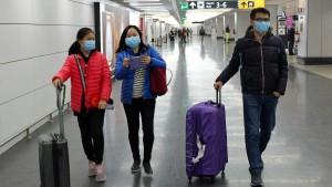 Letzter Flug aus Wuhan