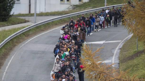 Einwanderung macht Ungleichheiten nur sichtbarer