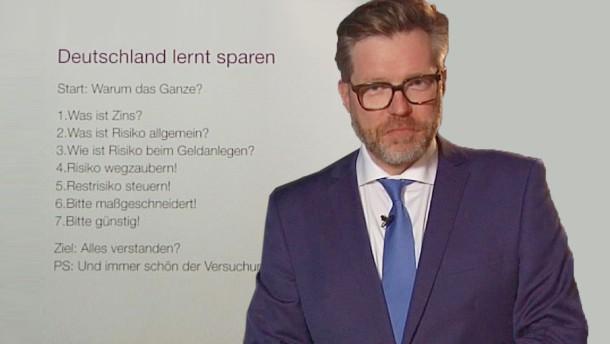 deutschland lernt sparen 2013 so bringt ihr geld mehr zinsen deutschland lernt sparen faz. Black Bedroom Furniture Sets. Home Design Ideas