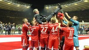 Bayern gewinnt alles