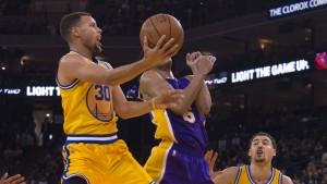 Die Unbezwingbaren der NBA
