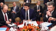 Renzi: Wir haben Fortschritte gemacht