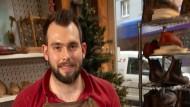 Familienbetrieb im Bahnhofsviertel: Schuhmachermeister Alexander Dohn
