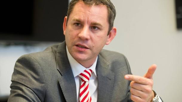 Bestechungsvorwürfe gegen Wiesbadens Oberbürgermeister