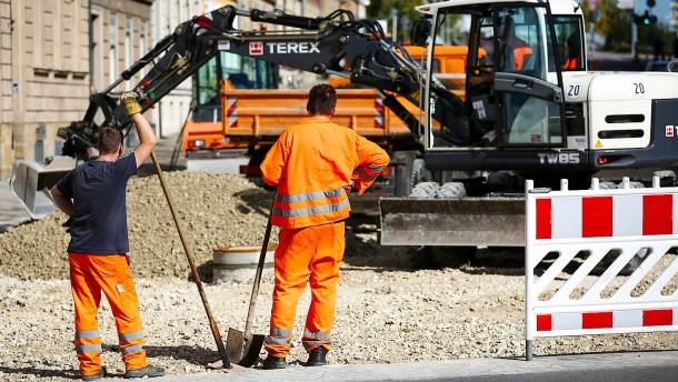 Mit der Baustelle Steuern sparen – geht das?