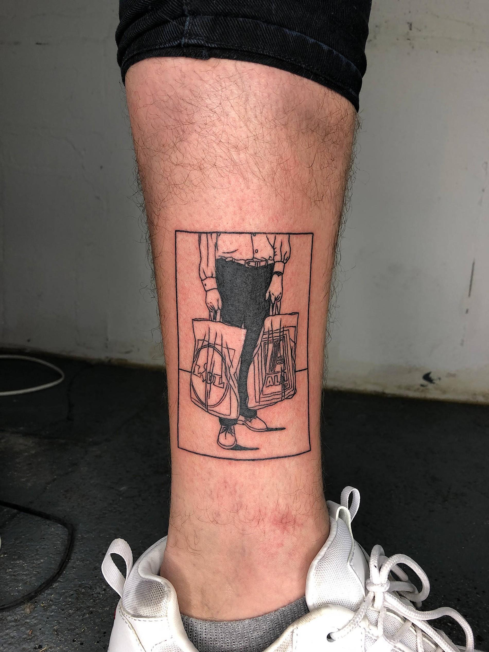 Tattoo ss blutgruppe Gullible TikTok