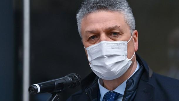 RKI-Chef Wieler hält einen neuen Lockdown für unabdingbar