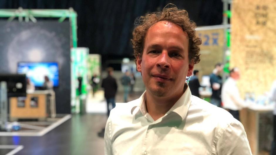 """Ulli Waltinger, Gründer und Chef vom """"AI Lab"""" von Siemens"""