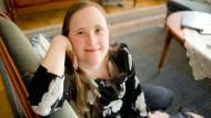 Vielseitig: Carina Kühne ist schon in mehreren Filmen aufgetreten. Sie hält auch Vorträge und bloggt.