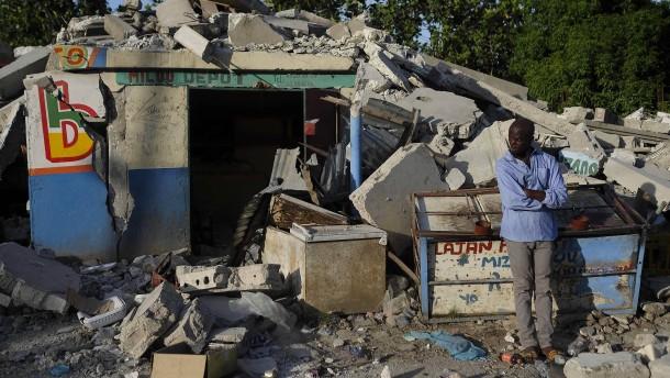 Zahl der Todesopfer nach Erdbeben steigt