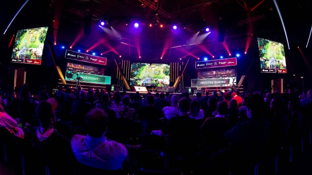Die Rückkehr der ganz großen Gaming-Show