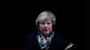 Großbritannien sieht schwarz