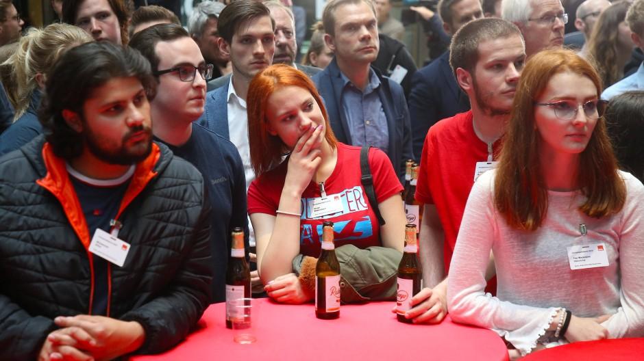 Schwere Schlappe für die SPD