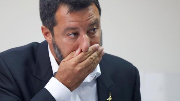 Staatsanwaltschaft ermittelt gegen Salvini