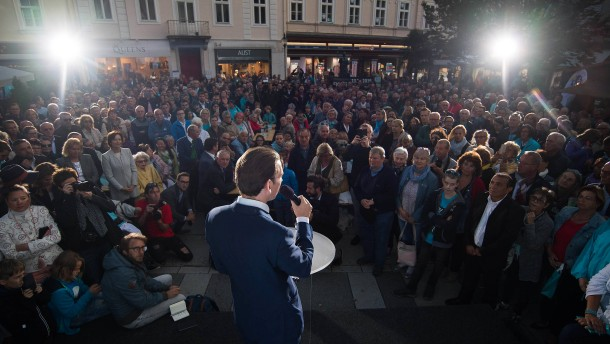 Warum viele Österreicher zu Sebastian Kurz stehen