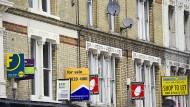 Nach dem Brexit-Votum  könnten die Immobilienpreise in Großbritannien sinken