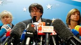 Puigdemont will Ergebnis der Wahlen im Dezember akzeptieren