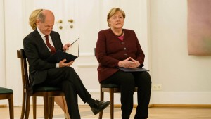 Merkel lädt Scholz zu ihren bilateralen Treffen ein