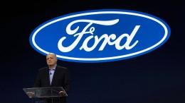 Ford stockt Investition in E-Autos massiv auf
