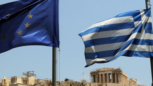 EU geht auf Griechen zu