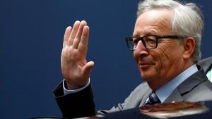 Der unglaublich törichte Juncker