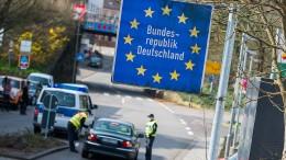 Keine Kontrollen an Grenze zu Frankreich trotz Virusvarianten