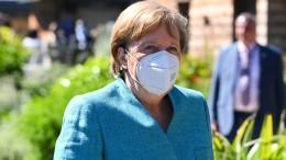 """Merkel: """"Bekenntnis zum Klimaschutz ist stark"""""""