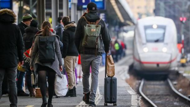 Deutsche Bahn will Rückerstattung auch digital anbieten