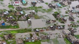 """Zyklon """"Idai"""" verwüstet zweitgrößte Stadt in Moçambique"""