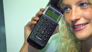 Und plötzlich konnte jeder mobil telefonieren