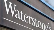 Aktuell geht es für die britische Buchhändler-Kette Waterstones wieder bergauf.