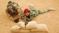 Bundestag billigt Irak-Einsatz