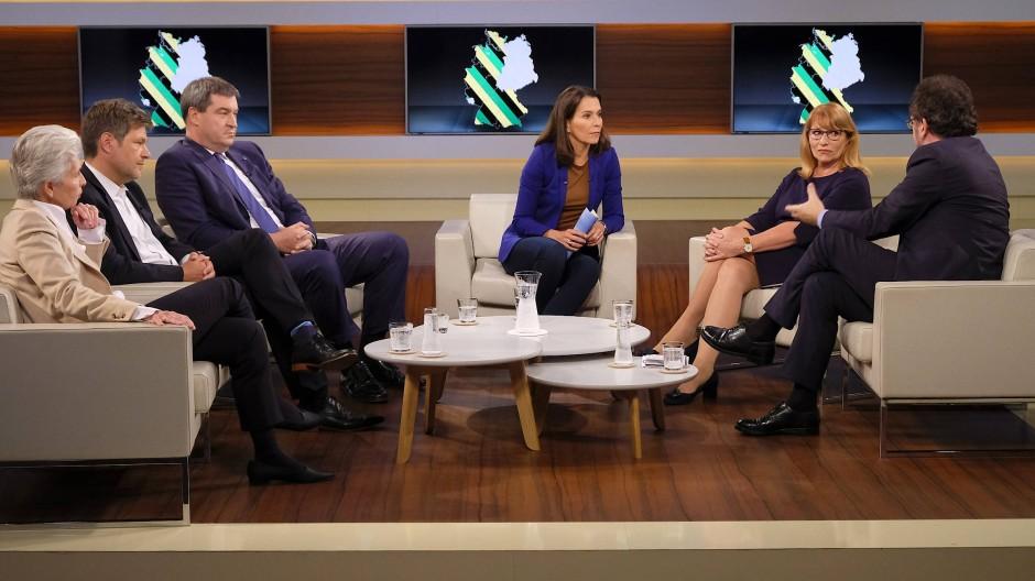 TV-Kritik Anne Will: Sind die Ostdeutschen gescheitert?