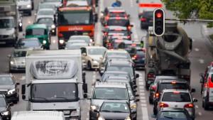 Deutschland bremst bei CO2-Grenzwerten für Autos