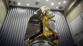 Mit der F.A.Z. ins Esoc: Auf welcher Bahnhöhe fliegt der neue Sentinel 2-B Erdbeobachtungssatellit?