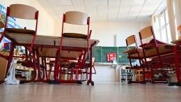 In den Schulen wird es eng