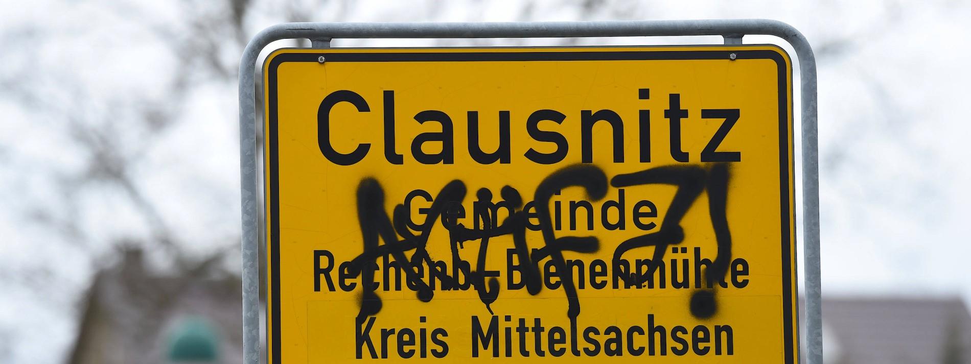 Was aus Clausnitz geworden ist