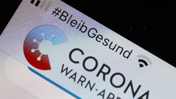 Neue Version der Corona-Warn-App behebt Probleme beim iPhone
