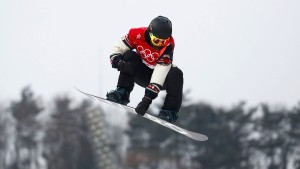 Kanadier Toutant holt Gold beim Big Air